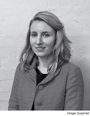 Eden Cox, Editor at Executive Media